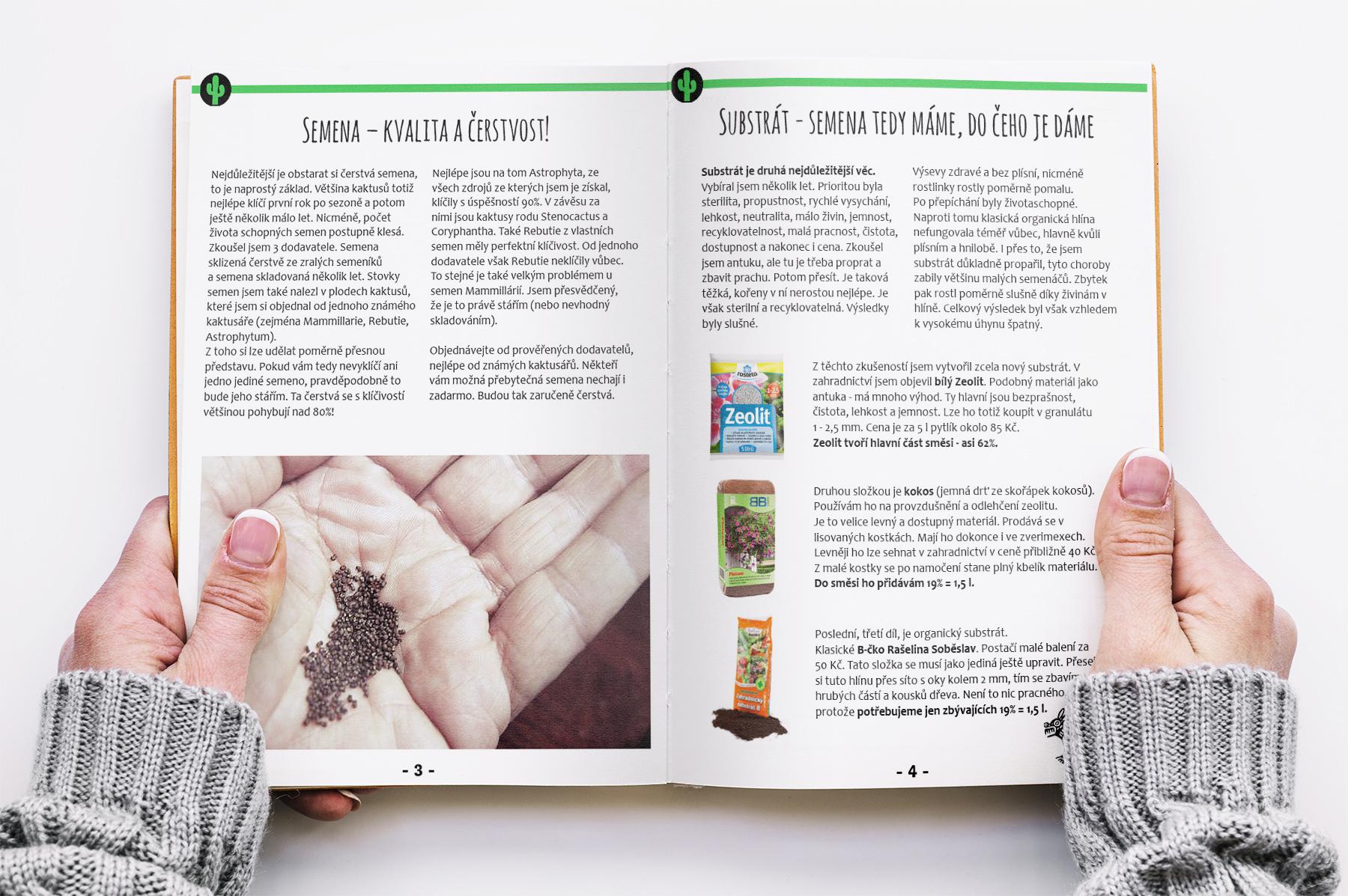 E-book Jak na výsev kaktusů?